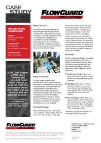 FlowGuard Case Study Reliability