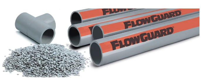 Not All CPVC Pipe is the Same: FlowGuard® CPVC vs. Generic CPVC