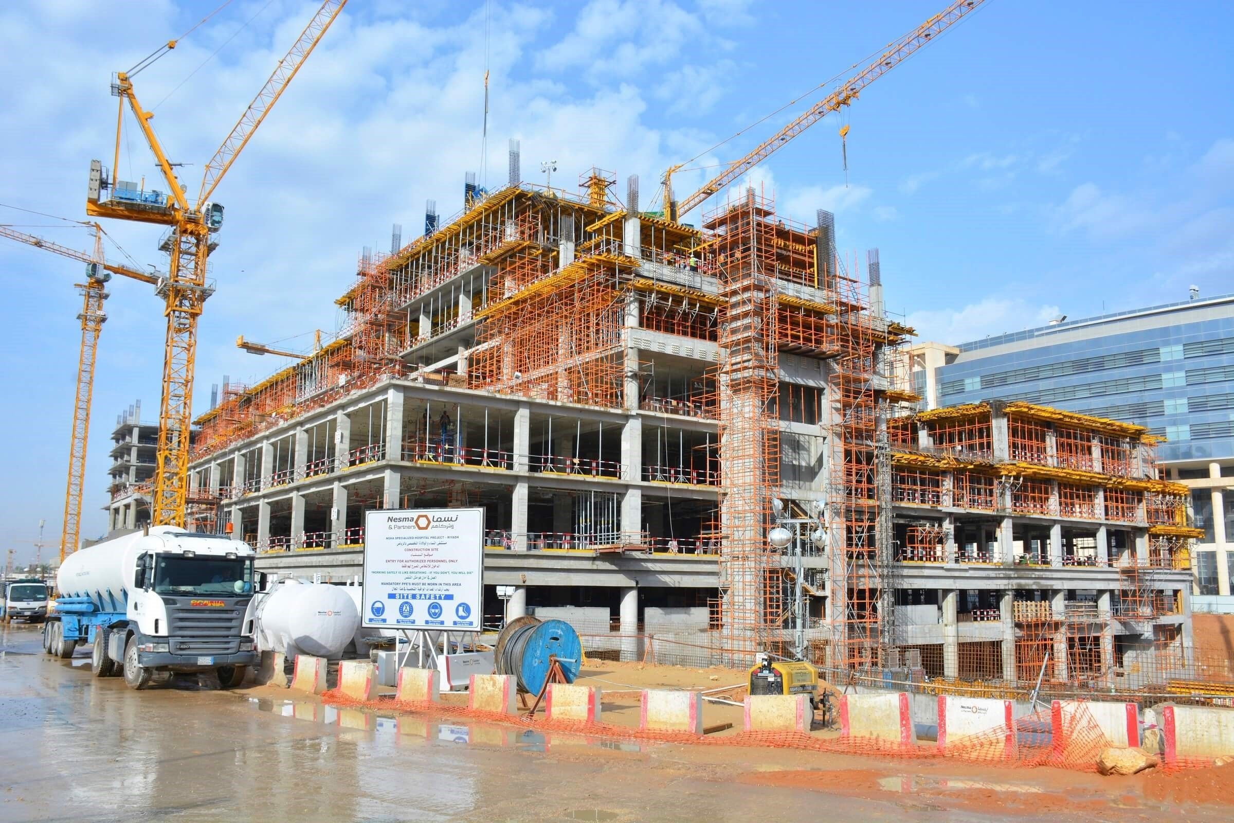 FlowGuard®Pipe and Fittings Selected for SANG Hospital Chain