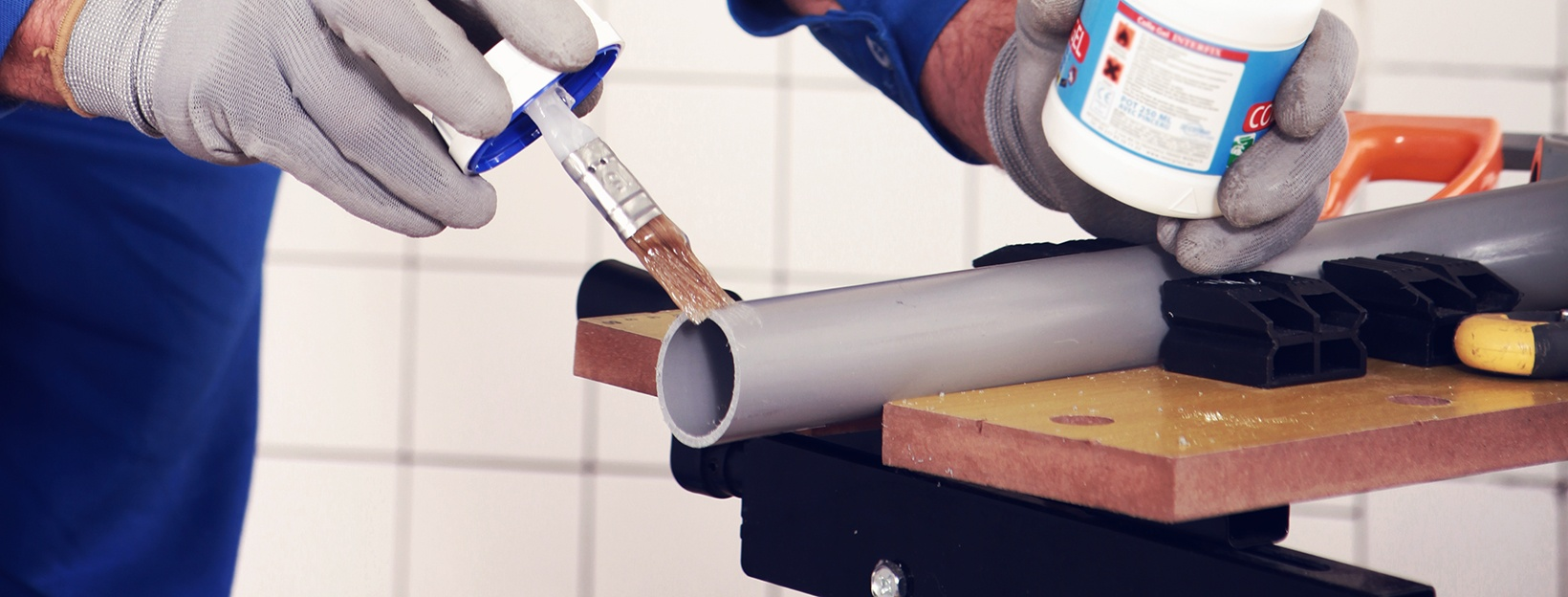 How to Install CPVC Pipe Using Solvent Cement
