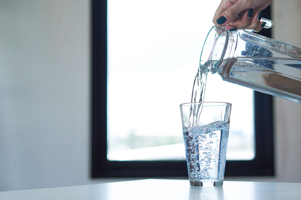 5 Chemicals You Might Be Drinking Today